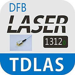 1312nm Hydrogen Fluoride Detection (HF) DFB Laser diode