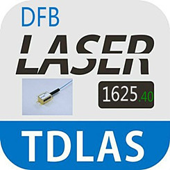 1625.40nm Ethylene Detection (C2H4) DFB Laser diode