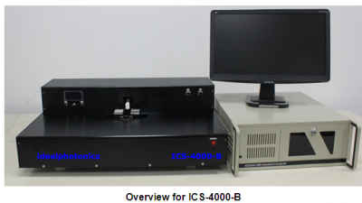 ICS-4000-B LMA Fiber Combiner Working Station