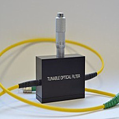 C Band Tunable Fiber optical filter