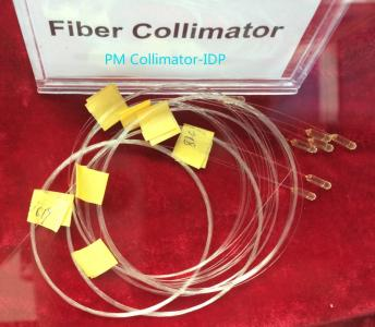 1310/1550nm PM Fiber Collimator