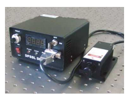 CW DPSS Infrared Laser
