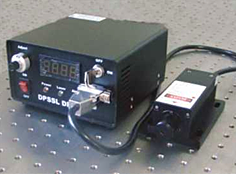 CW Infrared laser