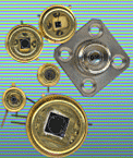 Si PIN Photodiode IP-Si 101 Series