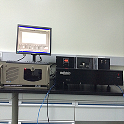 IPCS-5000 Fiber Tapering Working Station