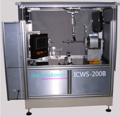 ICWS-200B Automatic Fiber Coil Winding Station