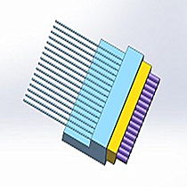 1550nm Fiber optic Collimator Array