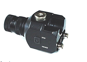 NEAR-INFRARED CCD CAMERA CONTOUR-IR