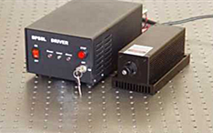 Q-SWITCHED UV LASER
