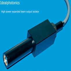 High Power Expanded Beam Isolator, PH(M)EI