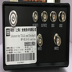 Dual-channel Lock-in Amplifier Module